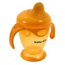 Baby Mix KUBEK NIEKAPEK 200ml Butelka  Pom.