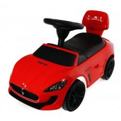 Auto Jeździk dla dzieci Model MASERATI z OPARCIEM