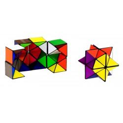 Trick 3D Kostka układanka łamigłówka 2w1 HIT