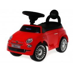Pojazd Auto dla dzieci Jeździk Baby Mix FIAT 500