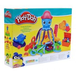 Play-Doh Playdoh OŚMIORNICA Ciastolina NOWOŚĆ 2018