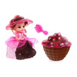 Laleczka Babeczka Cupcake PACHNĄCA CZEKOLADKA