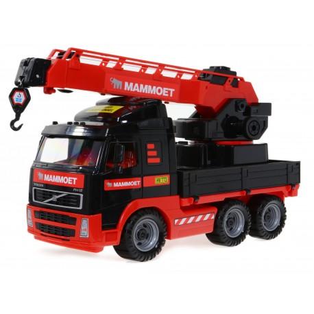 WADER POLESIE Ciężarówka Mammoet VOLVO FH12 Dźwig