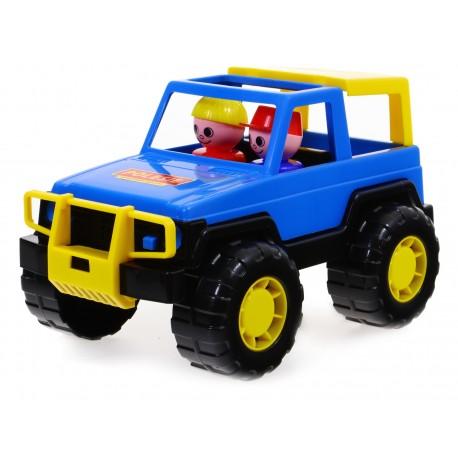 Wader - Polesie 36636 Jeep WOJAŻ Samochód terenowy