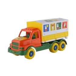 Wader - Polesie 64479 Ciężarówka z plandeką MIFFY