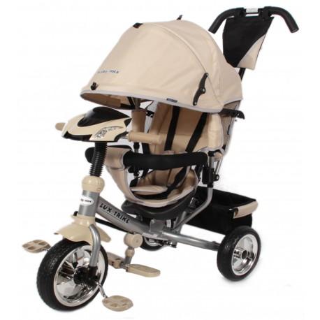 BabyMix Rowerek 3-kołowy LUX TRIKE Dźwięk Światła