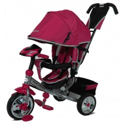 BabyMix INTERAKTYWNY Rowerek 3-kołowy LUX TRIKE