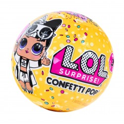 LOL L.O.L Laleczka Surprise CONFETTI POP ORYG. MGA