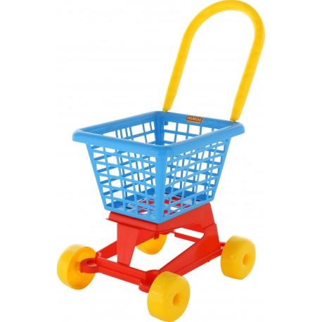 WADER 61980 Wózek marketowy na zakupy SKLEP MARKET