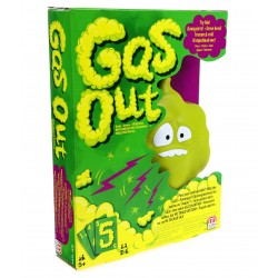 Mattel Gra rodzinna PIERDZIOSZEK Gas Out