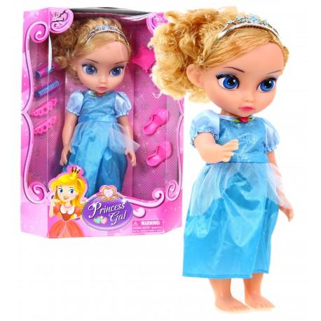 LALKA KSIĘŻNICZKA Princess 39cm + Akcesoria, Buty