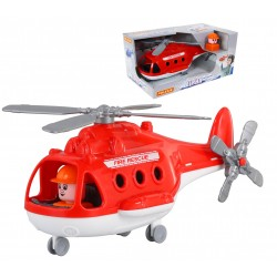 Polesie Wader 68651 Helikopter ALPHA STRAŻ POŻARNA