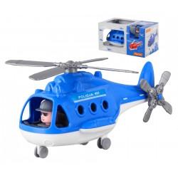 Polesie 68705 Helikopter ALPHA POLICJA Policyjny
