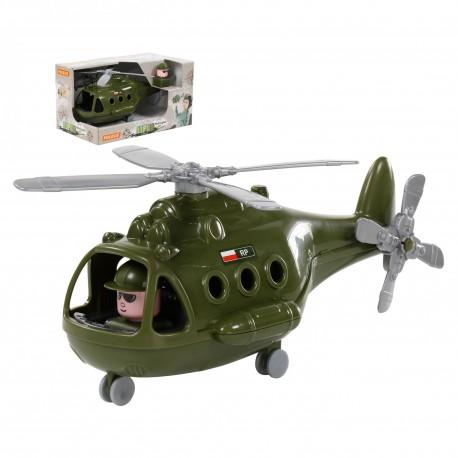 Polesie 68750 Helikopter ALPHA WOJSKOWY ARMIA
