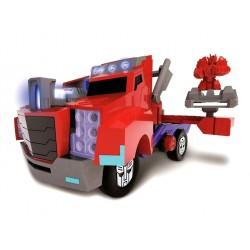 TRANSFORMERS Optimus Prime Wyrzytnia Dźwięk Światł