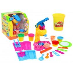 LODZIARNIA Zestaw do lodów + CIASTOLINA Play-Doh