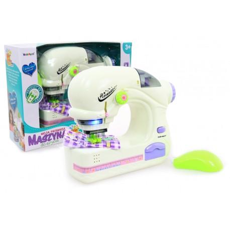 Maszyna do szycia JAK PRAWDZIWA Zabawka dla dzieci
