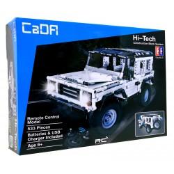 Klocki CADA Hi-Tech Samochód na pilota 533el + USB