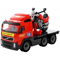 WADER 8770 Ciężarówka TIR VOLVO FH12 Laweta MOTOR