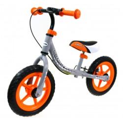 Solidny rowerek rower biegowy Baby Mix  KOŁA 12
