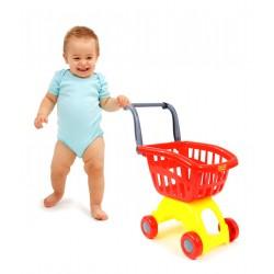 POLESIE 71262 Wózek marketowy sklepowy na zakupy