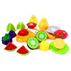 Owoce  Warzywa DO KROJENIA na rzep Bezpieczne 19el