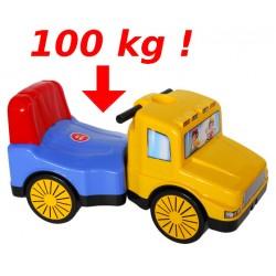 OGROMNY POLSKI JEŹDZIK do100 kg NOWOŚĆ Zginalny ! Leszko