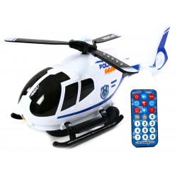 Interaktywny Policyjny HELIKOPTER PILOT EFEKTY LED