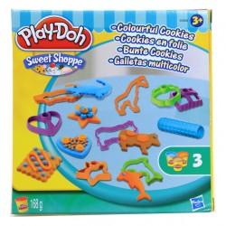 Play-Doh Ciastolina Cukiernia FOREMKI Zwierzątka