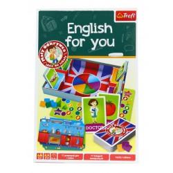 Gra Edukacyjna ENGLISH FOR YOU Mały odkrywcaTREFL