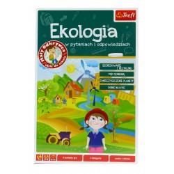 Gra Edukacyjna EKOLOGIA Mały odkrywca TREFL