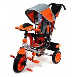 BabyMix Rowerek 3-kołowy LUX TRIKE Panel Interakt.