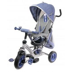 BabyMix Rowerek Wózek OBROTOWY Turbo Trike 360 VIP