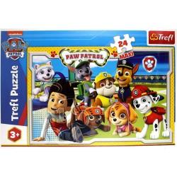 Puzzle Trefl PAW Patrol Psi Patrol MAXI 24