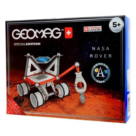 GEOMAG Klocki MAGNETYCZNE NASA ROVER 52 elementy