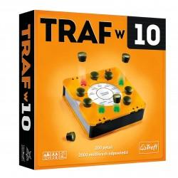 TREFL 01669  TRAF w 10 dziesiątkę Gra rodzinna